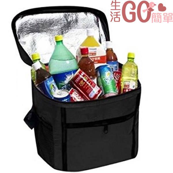生活用品 尼龍保溫便當包 保溫保冷袋 便當袋 保鮮袋 3款【生活Go簡單】現貨販售【SHYP0098】