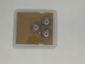 [隨機未拆封品如圖] Philips 飛利浦 極速三刀圈刀頭替換件 HQ9 /3入 _A101