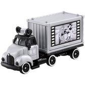 《TOMICA》夢幻小汽車 - 迪士尼米奇90週年紀念貨櫃車1928 ╭★ JOYBUS玩具百貨