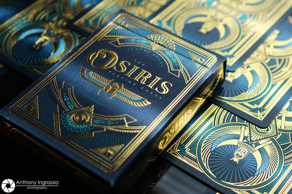 【USPCC撲克】Osiris Luxury Playing Cards