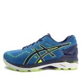 Asics GEL-Kayano 23 [T646N-4907] 男鞋 運動 慢跑 休閒 緩衝 避震 輕量 亞瑟士 藍
