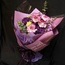 『母親節花束』紫色香氛
