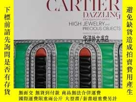 二手書博民逛書店【罕見】Cartier Dazzling: High Jewelry and Precious Objects