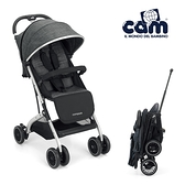 cam義大利秒收拉桿嬰兒手推車 compass-時尚灰(0歲可用) M-832-C2-FF