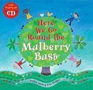 【麥克書店】HERE WE GO ROUND MULBERRY BUSH /英文繪本附VCD《主題: 生活起居.社會文化》