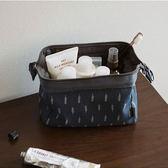 韓版洗漱包防水大容量化妝包女 旅行便捷化妝品收納包袋【1件免運好康八九折】