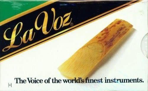 【金聲樂器廣場】美製 LA VOZ Tenor sax 次中音薩克斯風 竹片
