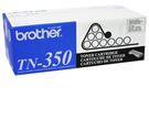 TN-350 brother原廠黑白雷射專用碳粉匣 (可列印2500頁) FAX-2820,MFC-7220,MFC-7225N