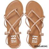 BILLABONG CROSSING OVER 涼鞋-玫瑰金 【GO WILD】