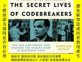 二手書博民逛書店The罕見Secret Lives Of CodebreakersY255562 Sinclair Mckay