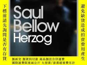 二手書博民逛書店罕見Herzog赫索格,諾貝爾文學獎得主索爾·貝婁作品,英文原版Y449990 Saul Bellow 著