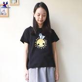 American Bluedeer- 太陽小鹿貓T(魅力價)  春夏新款
