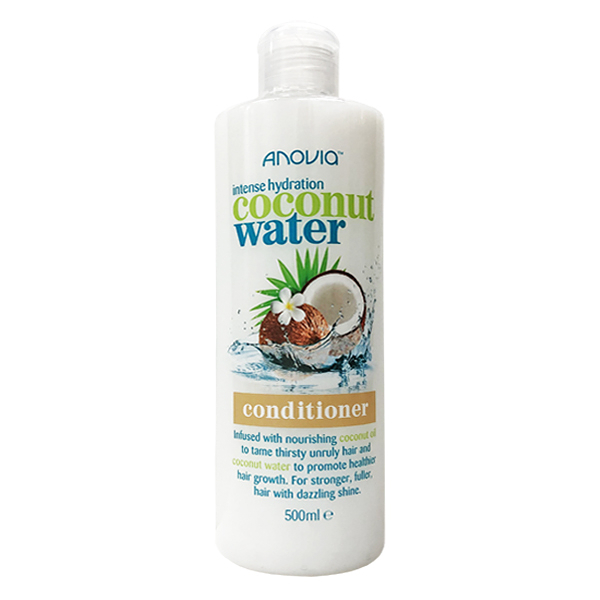 英國製造 Anovia 椰子水款 潤髮乳 500ml (Coconut Water)