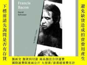 二手書博民逛書店Interviews罕見with Francis Bacon: InterviewY237948 David