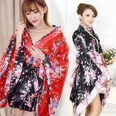 【熊貓】動漫服裝可愛和服式洛羅麗塔洋裝女裝