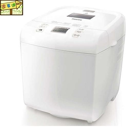 [家事達] KU-HD9016飛利浦 製麵包機 促銷價