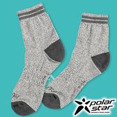 PolarStar 長效抗菌排汗登山襪『暗灰』P18512 排汗襪.彈性襪.紳士襪.休閒襪.短襪.長襪.女版.中性