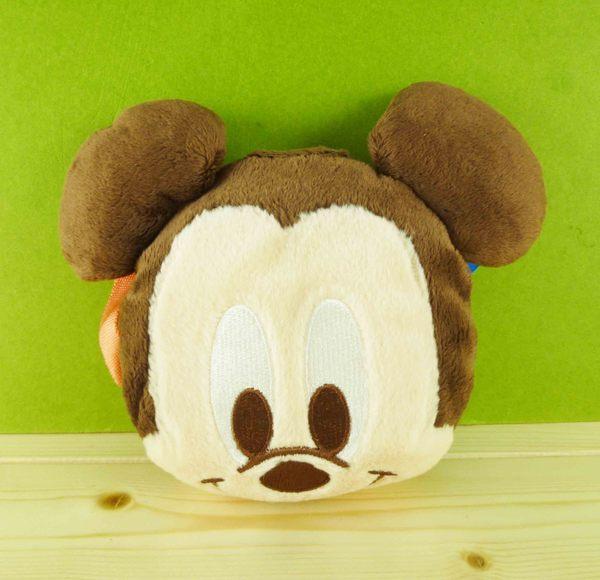 【震撼精品百貨】Micky Mouse_米奇/米妮 ~臉型玩偶-米奇
