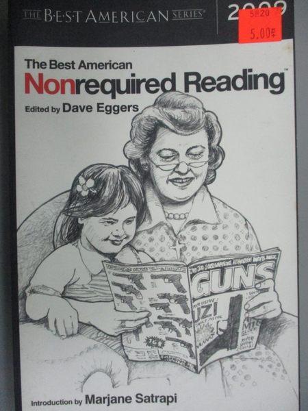 【書寶二手書T1/原文小說_LAF】The Best American Nonrequired Reading 2009