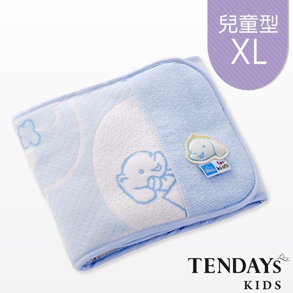 TENDAYs 健康肚圍兒童型(粉藍/XL)
