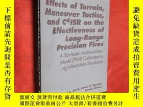 二手書博民逛書店Effects罕見of Terrain, Maneuver Ta
