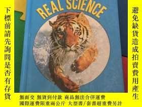二手書博民逛書店SRA罕見REAL SCIENCEY267886