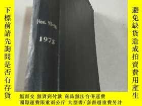 二手書博民逛書店NITROGEN罕見Nos 93-98 1975 氮.Y2128