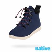 native 大童鞋 AP APEX 小登峰靴-午夜藍x牛奶骨