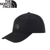 【The North Face 抗UV遮陽帽《黑》】CF7W/棒球帽