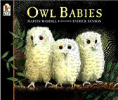 OWL BABIES/英文繪本《主題:經典押韻.親情》