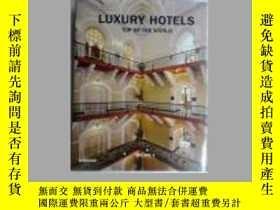 二手書博民逛書店Luxury罕見Hotels Top of the World