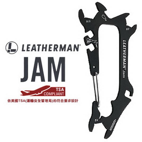 美國LEATHERMAN JAM多功能口袋工具(公司貨)#831861