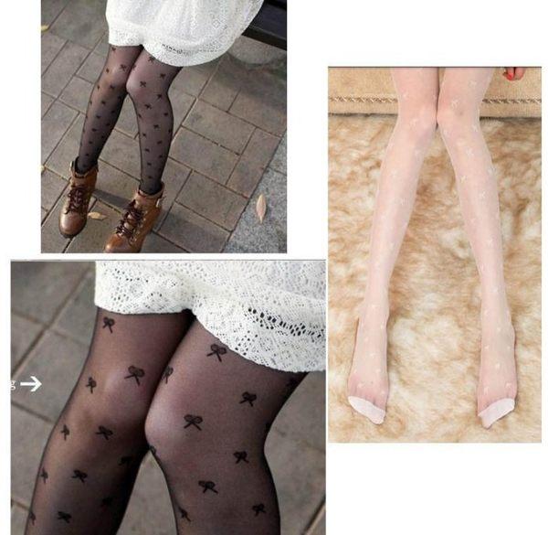 來福絲褲,H564絲褲小辣椒黑色性感迷人百搭小蝴蝶結提花褲襪絲襪,售價150元