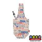 【收藏天地】台灣紀念品*漫遊台灣環保飲料袋- 招牌散步∕ 環保 飲料袋 旅遊 禮物