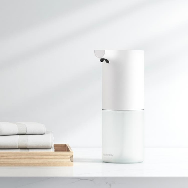 給皂機 自動洗手機套裝泡沫洗手機智能感應皂液器洗手液機家用 晶彩
