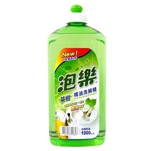 泡樂茶樹精油洗碗精1000c.c.【康鄰超市】