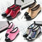 淺口雨鞋女韓國短筒時尚防滑水膠鞋工作雨靴