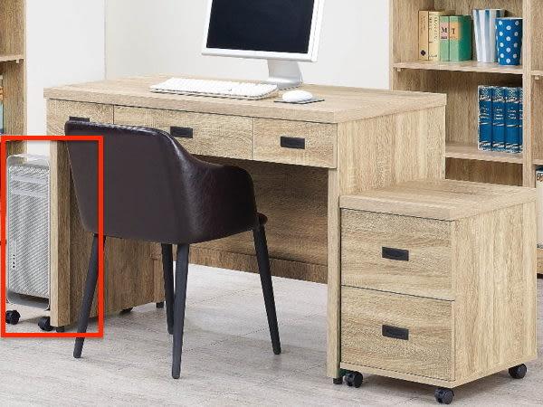 8號店鋪 森寶藝品傢俱 b-22 品味生活 書房 書桌 電腦桌 系列 225-7 法蘭克原切橡木主機架