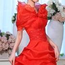 禮服披肩 婚紗禮服配飾-新娘披肩 婚紗披肩外套 蕾絲披肩春秋夏季紗披肩