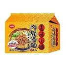 美味小舖肉燥湯麵袋67g x5包【愛買】