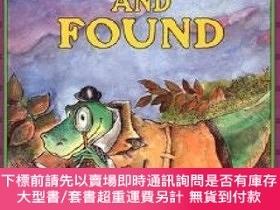 二手書博民逛書店Detective罕見Dinosaur Lost and Found (I Can Read, Level 2)[