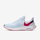 Nike W Zoom Winflo 6 [AQ8228-401] 女鞋 運動 休閒 慢跑 輕量 健身 透氣 避震 藍紅