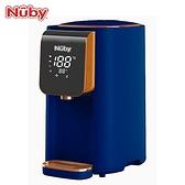 Nuby智能七段定溫調乳器-海軍藍
