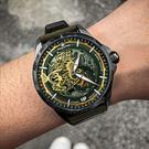 elegantsis 愛樂時 ROCMP憲兵 限量機械腕錶-綠(ELJX65AS-MP-8G01LC)
