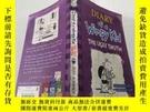 二手書博民逛書店Diary罕見of a Wimpy Kid:The Ugly Truth弱小的日記:醜陋的真相Y212829