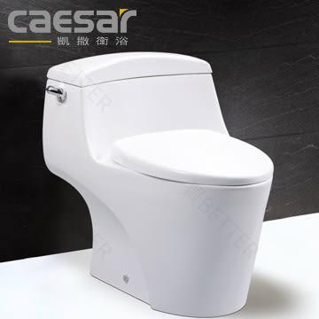 【買BETTER】凱撒馬桶/凱撒衛浴 C1353省水單體馬桶★送6期零利率