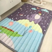 兒童爬行墊嬰兒環保爬爬墊寶寶游戲墊臥室客廳加厚防滑地墊折疊