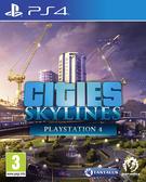 PS4 大都會 天際線 (現代版模擬城市) -英文版- Cities Skylines
