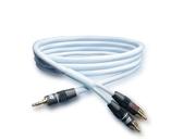 【名展影音】 瑞典頂級SUPRA  Biline MP-2RCA  1米類比訊號線 適用MP3/電腦/手機