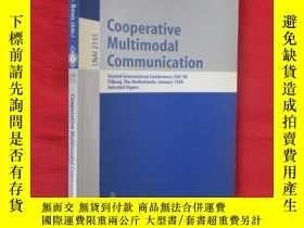二手書博民逛書店Cooperative罕見multimodal communication 【小16開 】 【詳見圖】Y546